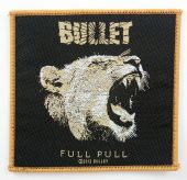 Bullet - 'Full Pull' Woven Patch